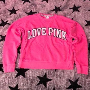 Brand New PINK Crew Sweatshirt